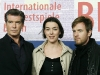 Pierce Brosnan, Olivia Williams y Ewan McGregor