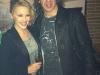 Kylie Minogue y Carles Puyol