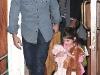 Tom Cruise y Katie Holmes, con Suri