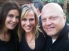 Teri Hatcher, Julie Benz y Michael Chiklis