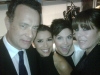 Tom Hanks, Eva Longoria, Ginnifer Goodwin y Rita Wilson