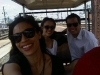 Jessica Alba, Cash Warren y Rosario Dawson