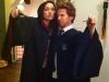 Seth Green y Claire Grant