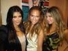 Kim Kardashian, Jennifer Lopez y Fergie
