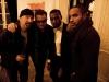 The Edge, Bono, Kanye West y Lenny Kravitz