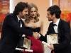 Javier Bardem, Diane Kruger y Elio Germano