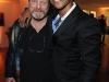Terry Gilliam y Cuba Gooding Jr.