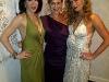 Jaime Murray, Julie Benz y Rebecca Mader