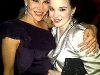 Julie Benz y Kay Pandabaker