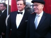 Colin Firth y Geoffrey Rush