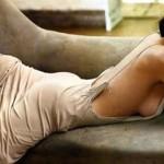 El lío de Angelina: tuvo una relación con el novio de su madre
