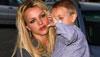 Britney Spears sale a cenar con sus hijos