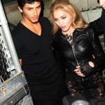 Madonna quiere tener un hijo con su novio, Jesús Luz