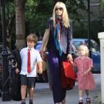 Claudia Schiffer será madre por tercera vez