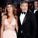 George Clooney, dispuesto a tener un hijo con Elisabetta