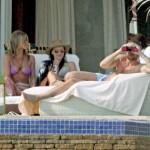 Aniston celebra su cumple en México para potenciar el turismo