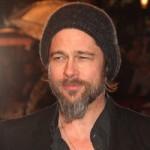 Ya sabemos que hay detrás de la barba de Brad Pitt