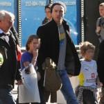 Jude Law viaja a Miami para ¿conocer a su hija de cinco meses?