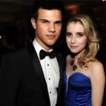 Ahora lían a Taylor Lautner con Emma Roberts