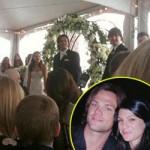 Jared y Genevieve, una boda de lo más 'Sobrenatural'