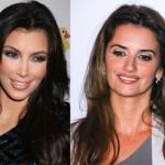 Kim Kardashian quiere a Penélope Cruz para llevar su vida al cine