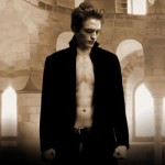 Robert Pattinson, entre alucinado y aturdido