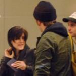 Robert Pattinson y Kristen Stewart llegan juntos a Nueva York