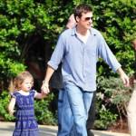 Tobey, Reese, Jason y Don, de fiesta con Jennifer Garner