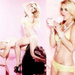 Britney Spears pasa de retoques y exhibe su cuerpo tal cual es