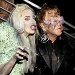 ¿Lady Gaga y Elton John, mano a mano con James Bond?