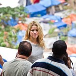 Shakira, Penn, Stiller, Sarandon, Butler, Moore... todos en Haití