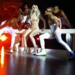 Jessica Alba, Rosario Dawson y Emma Roberts piropean a Lady Gaga