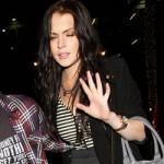Lindsay Lohan niega la bronca con Avril Lavigne, pero hay testigos