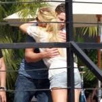 Lindsay Lohan se reencuentra con Gerard Butler