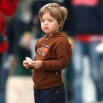 Shiloh, hija de Brad Pitt y Angelina Jolie, quiere ser un niño