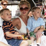 Britney Spears no quiere que sus hijos sean artistas