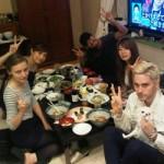 Fin de semana en Japón para Taylor Swift, Jared Leto...