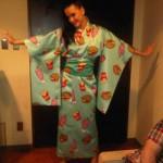 Vistos: Ashton Kutcher con cara de niño y Katy Perry muy japonesa