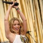 Shakira enseña a sus fans lo 'loca' que se puede poner
