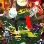 Los árboles de Navidad de los famosos