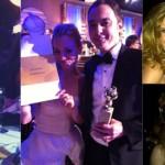 Glee y La red social arrasan en los Globos de Oro