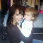 Jessica Alba anuncia a sus fans que espera su segundo hijo